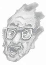 The ghostly disembodied head of Alan Greenspan